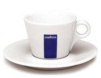 "Чашка с блюдцем капучино LAVAZZA""Blue Collection"" 160 мл., фото 1"