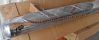 Пороги боковые труба с проступью D100 для Toyota Hilux Vigo 2010
