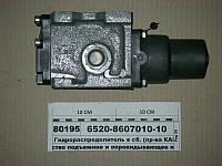 Гидрораспределитель тягача (пр-ва КАМАЗ) взамен крана управления 5511-8607010
