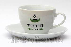 Чашка с блюдцем TOTTI  200 мл.