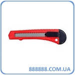 Нож универсальный с отломным лезвием 18мм HT-0500 Intertool