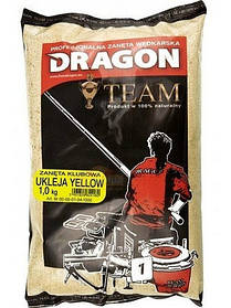 Прикормка Уклея Желтая Спортивная Dragon