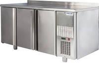 Стол холодильный Polair TM3GN-G трехдверный