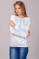 Свитшот вышиванка женская