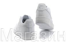 Мужские кроссовки Nike Air Force Найк Аир Форс белые, фото 3