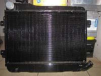 Радиатор вод. охлаждения ВАЗ 2105 (медь) (пр-во г.Оренбург)