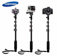 Монопод Yunteng YT-188 для экшн камер, смартфонов, фотоаппаратов
