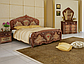 Кровать двуспальная Реджина 180  Миромарк, фото 3
