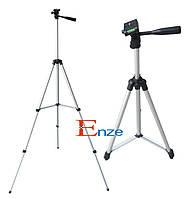 Штатив фирмы ENZE для фотоаппаратов и видеокамер - ET-3130 + головка