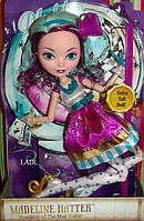 Большая Кукла 43 см Мэделин, Ever After High Madeline Hatter Way Too Wonderland Оригинал!