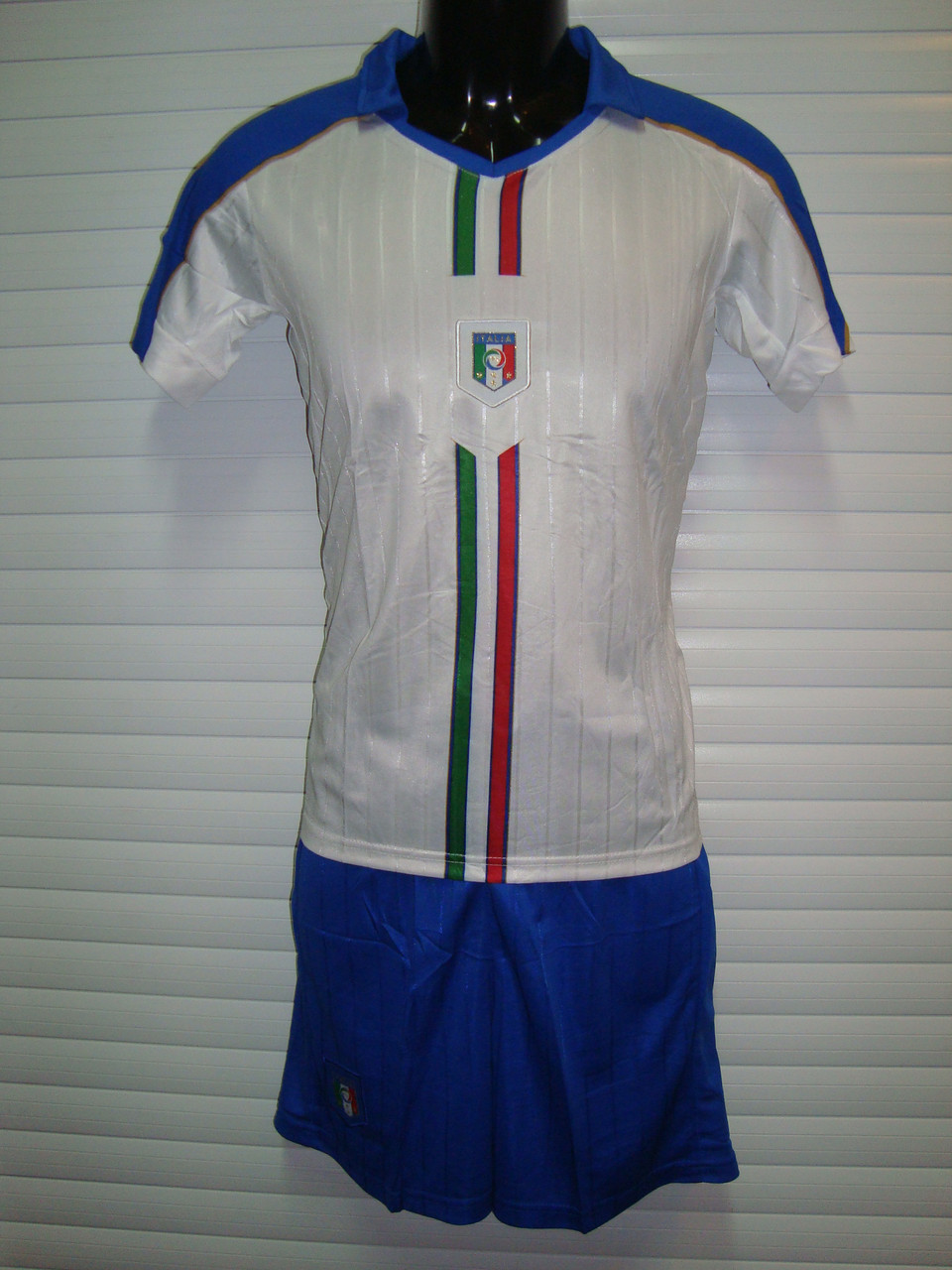 Футбольная форма детская сборной Италии (дубликат)2016г