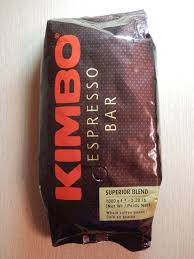 Кофе Kimbo Superior Blend в зернах (1000 г)