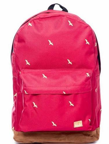 Оригинальный рюкзак 18 л. BIRD Spiral 1018 бордовый