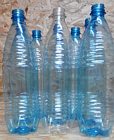 Пэт бутылка 1 л.