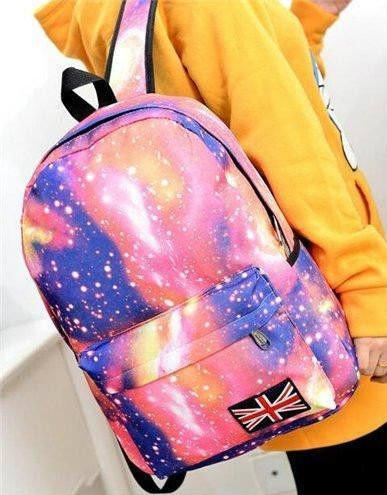 Модный рюкзак для школы