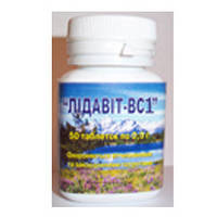 Лидавит-ВС1 - для щитовидной железы