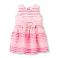 Нарядное платье из органзы для девочки 3, 4 года The Children's Place (США)