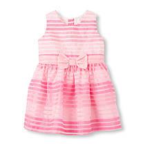 Нарядное платье из органзы для девочки 3-4 года The Children's Place (США)