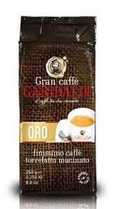 Кофе молотый Garibaldi Gusto Oro 250 гр