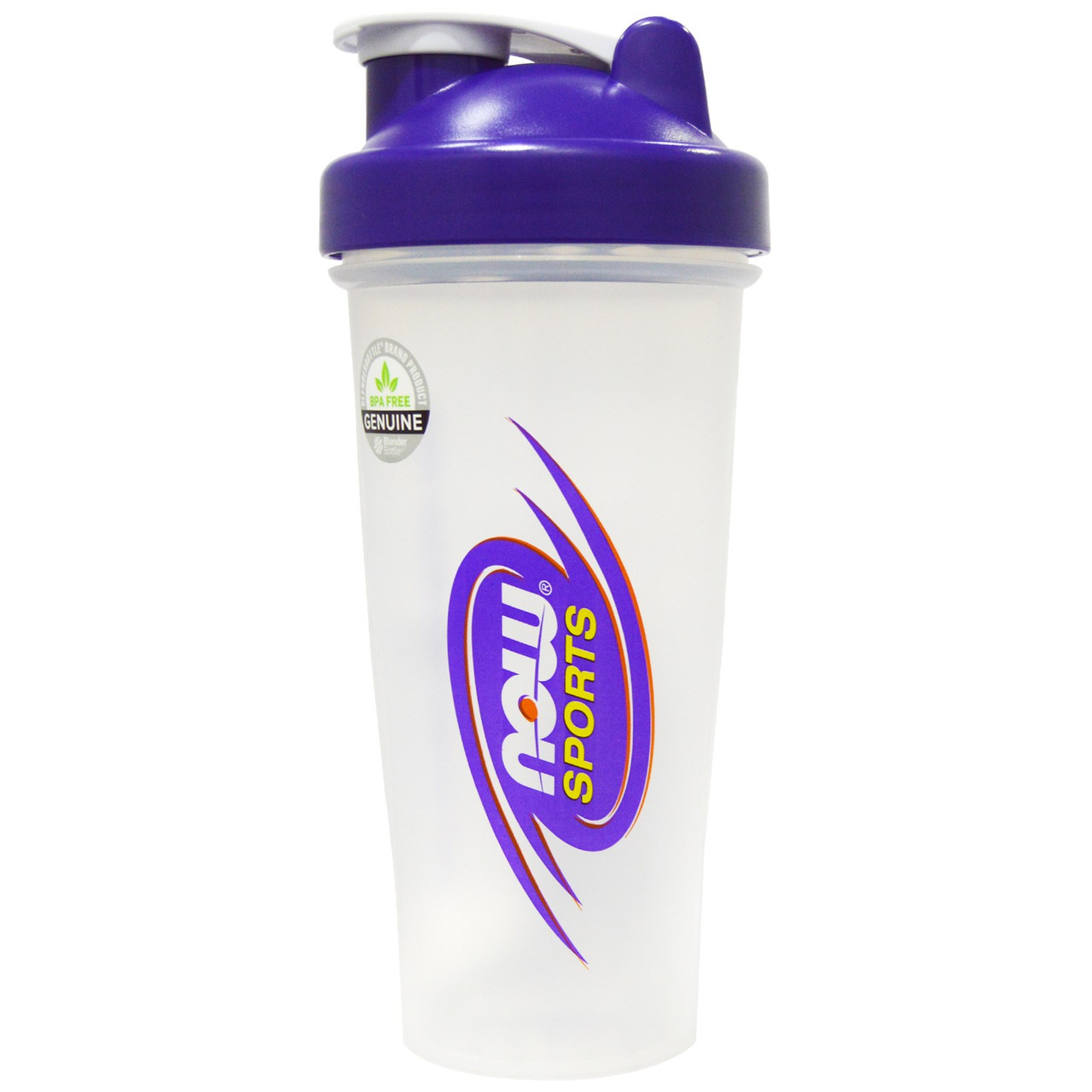 Спортивная бутылка шейкер Now Foods, 0,8 л.