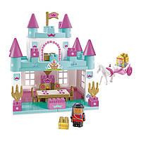 Конструктор «Ecoiffier» (3088) Замок принцессы