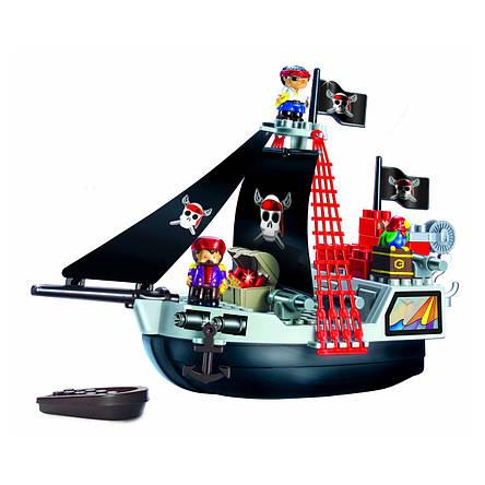 Конструктор «Ecoiffier» (3130) Пиратское судно, 29 элементов, фото 2