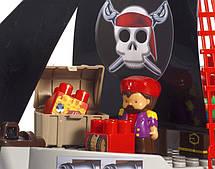 Конструктор «Ecoiffier» (3130) Пиратское судно, 29 элементов, фото 3