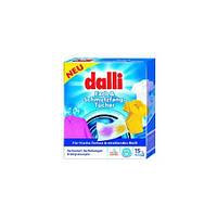 Абсорбирующие салфетки для безопасной стирки цветной одежды DALLI, 15 шт