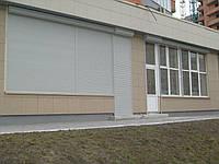 Защитные ролеты Dorhan Киев