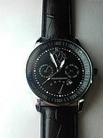 Часы кварцевые мужские Volkswagen арт.813 Черный