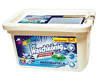 Капсулы для стирки Waschkonig MEGA CAPS, 14 шт., Германия, фото 1