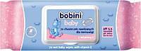 Влажные салфетки Bobini 74 шт