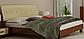 Кровать Терра 160х200 с мягкой спинкой подъемная  Миромарк, фото 2