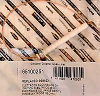 Электрод розжига Ariston MG, ТХ (правый), артикул 65100251 (998623), код сайта 2237