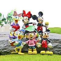 Игровой набор фигурок клуб Микки Мауса Disney