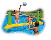 Игра надувной водный волейбол