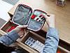 Органайзер-аптечка для дома и в путешествия. (красная), фото 2