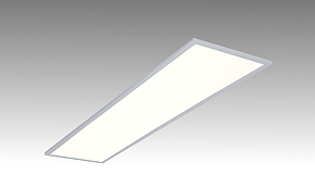 LED панель прямоугольная 36W 1195х295мм, фото 2