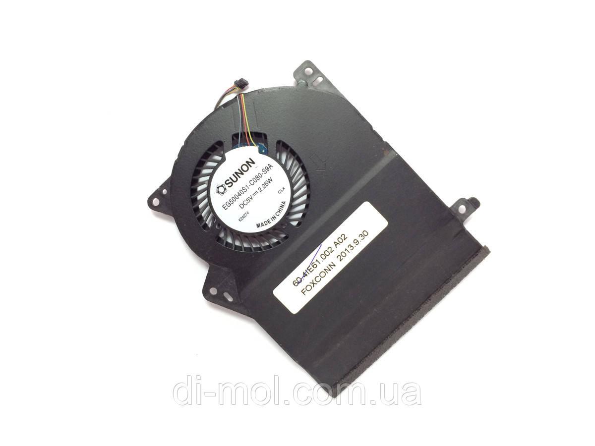 Вентилятор для ноутбука Asus Transformer Book TX300CA series, 4-pin