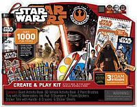 Большой набор для творчества свыше 1000 предметов Звёздные Войны из США