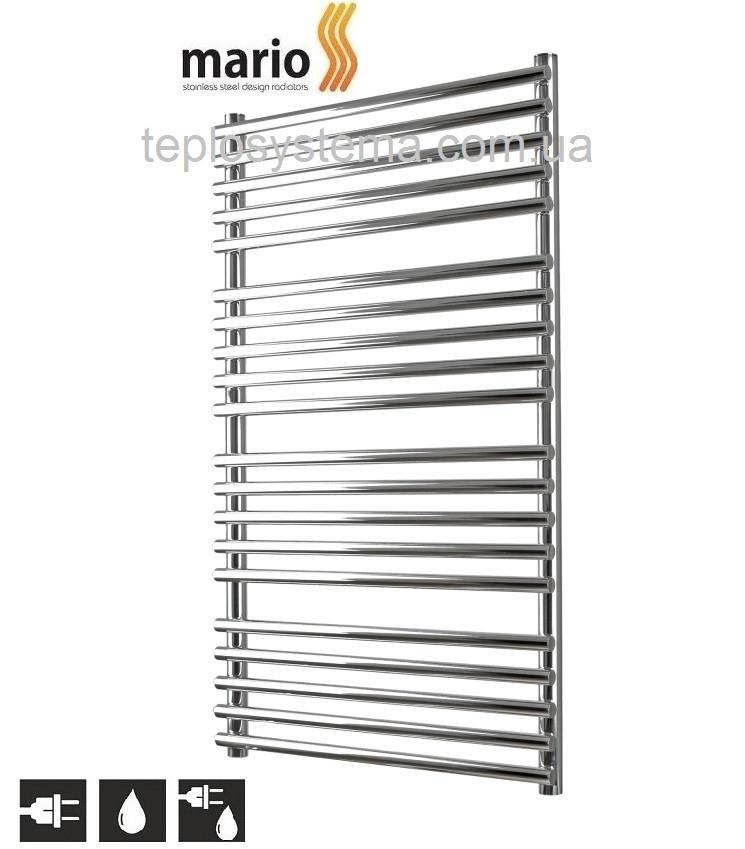 Полотенцесушитель MARIO Премиум Турин 900/530/500 водяной