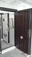 Двері вхідні броньовані з камінням Сваровскі