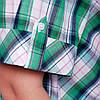 Рубашка в клетку  НЕНСИ Разные цвета , фото 3