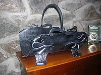 Кованая каминная дровница
