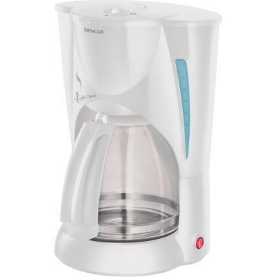 Кофеварка Sencor SCE 5000 WH (SCE5000WH)