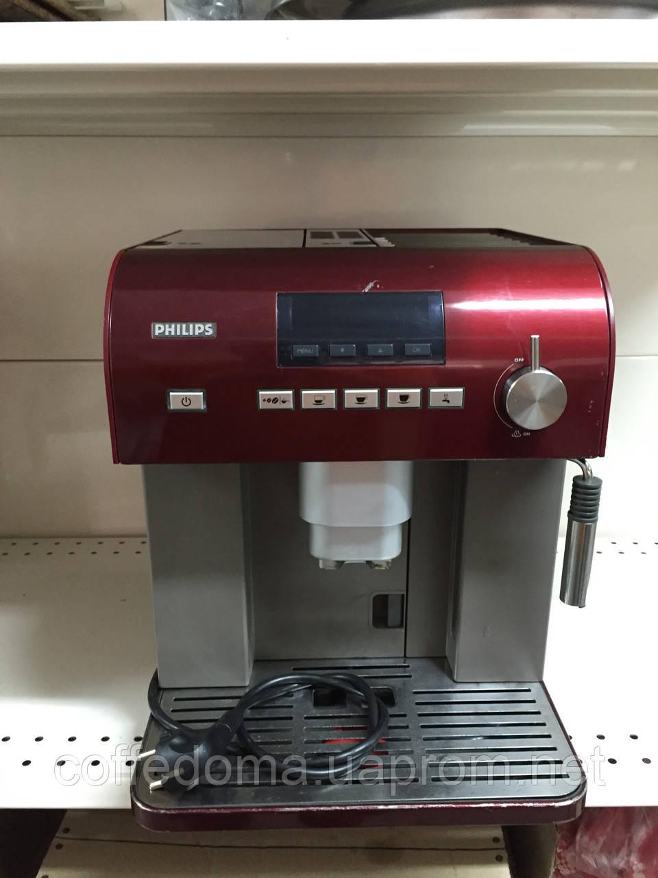 Philips HD5720 автоматическая кофемашина для дома