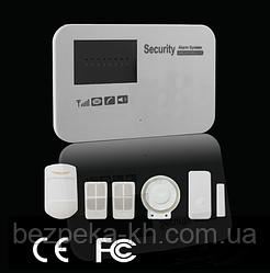 Комплект беспроводной GSM сигнализации WL-JT-11G(433MHz)