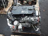 Двигатель  Seat Ibiza V 1.9 TDI, 2008-2010 тип мотора BLS, фото 1