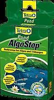 Tetra POND AlgoStop 12 капсул - средство для предотвращения появления водорослей в пруду (на 3000л)