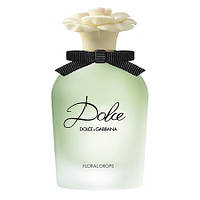 Dolce & Gabbana Dolce Floral Drops - Dolce & Gabbana Женские духи Дольче и Габбана Дольче Флорал Дропс Туалетная вода, Объем: 75мл ТЕСТЕР